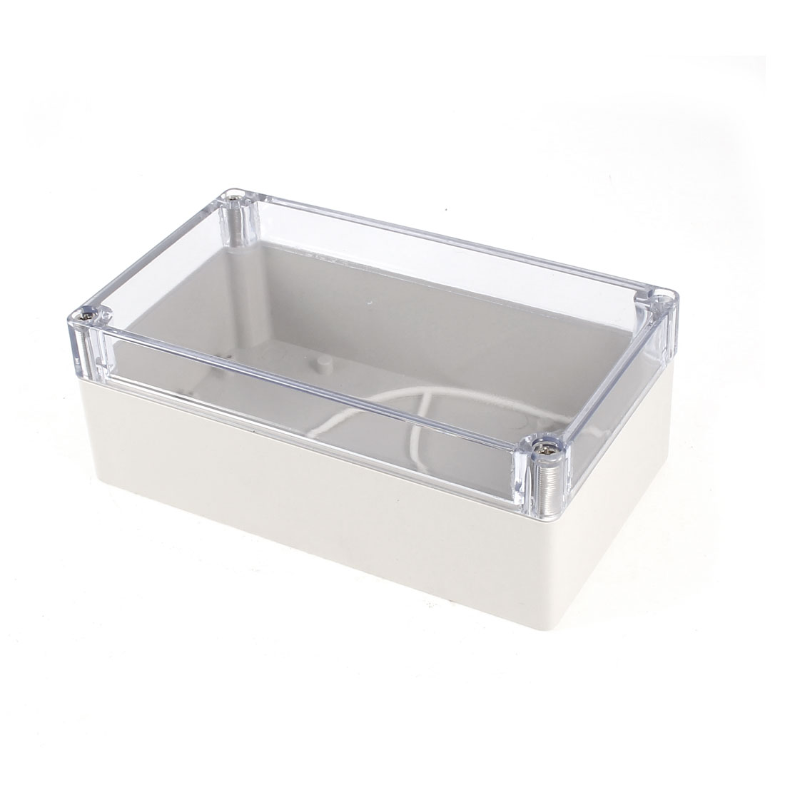 158mm x 90mm x 60mm Waterproof Plastic Enclosure Case DIY Junction Box