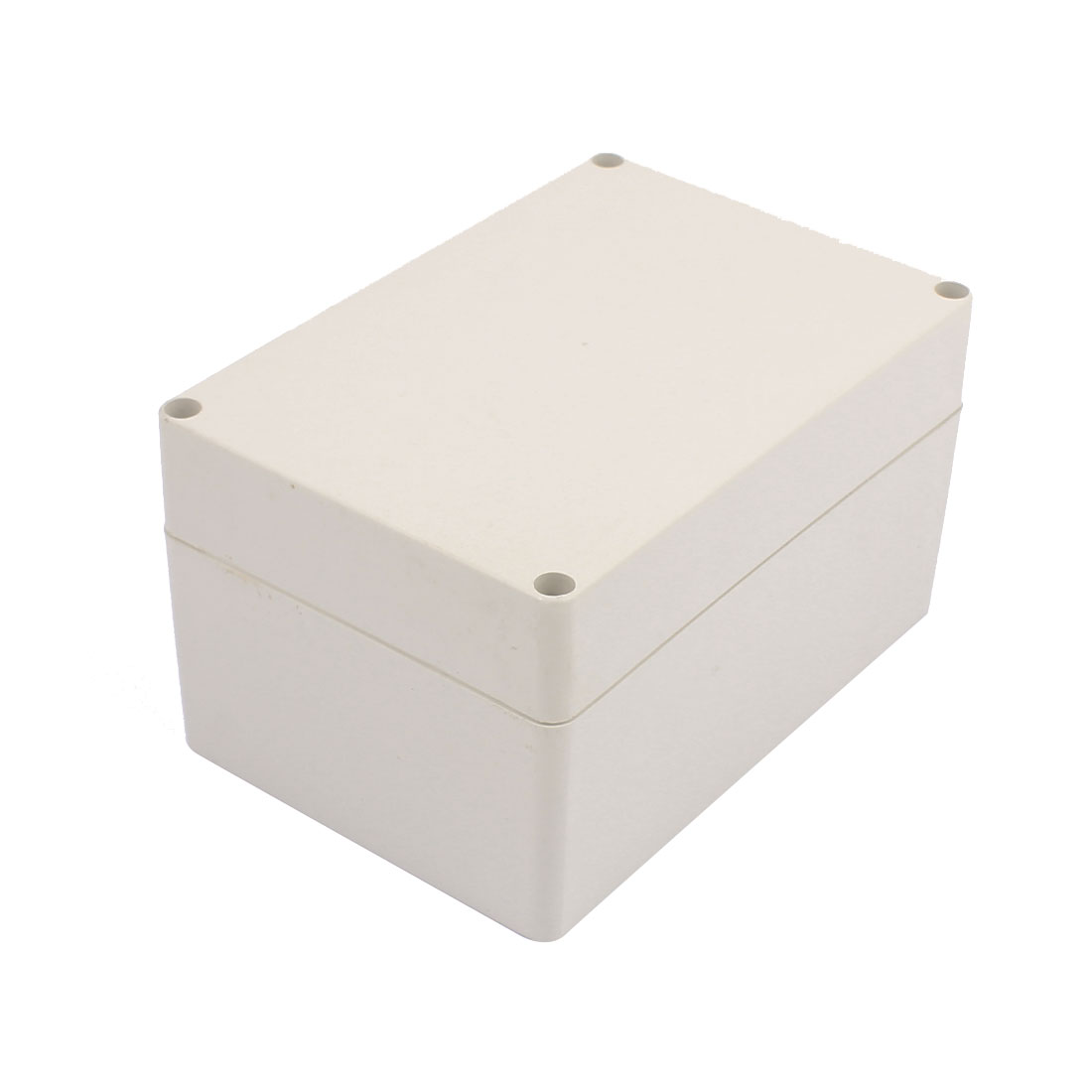 158 x 109 x 100mm Plastic Case DIY Junction Box Joint Hinged Lid