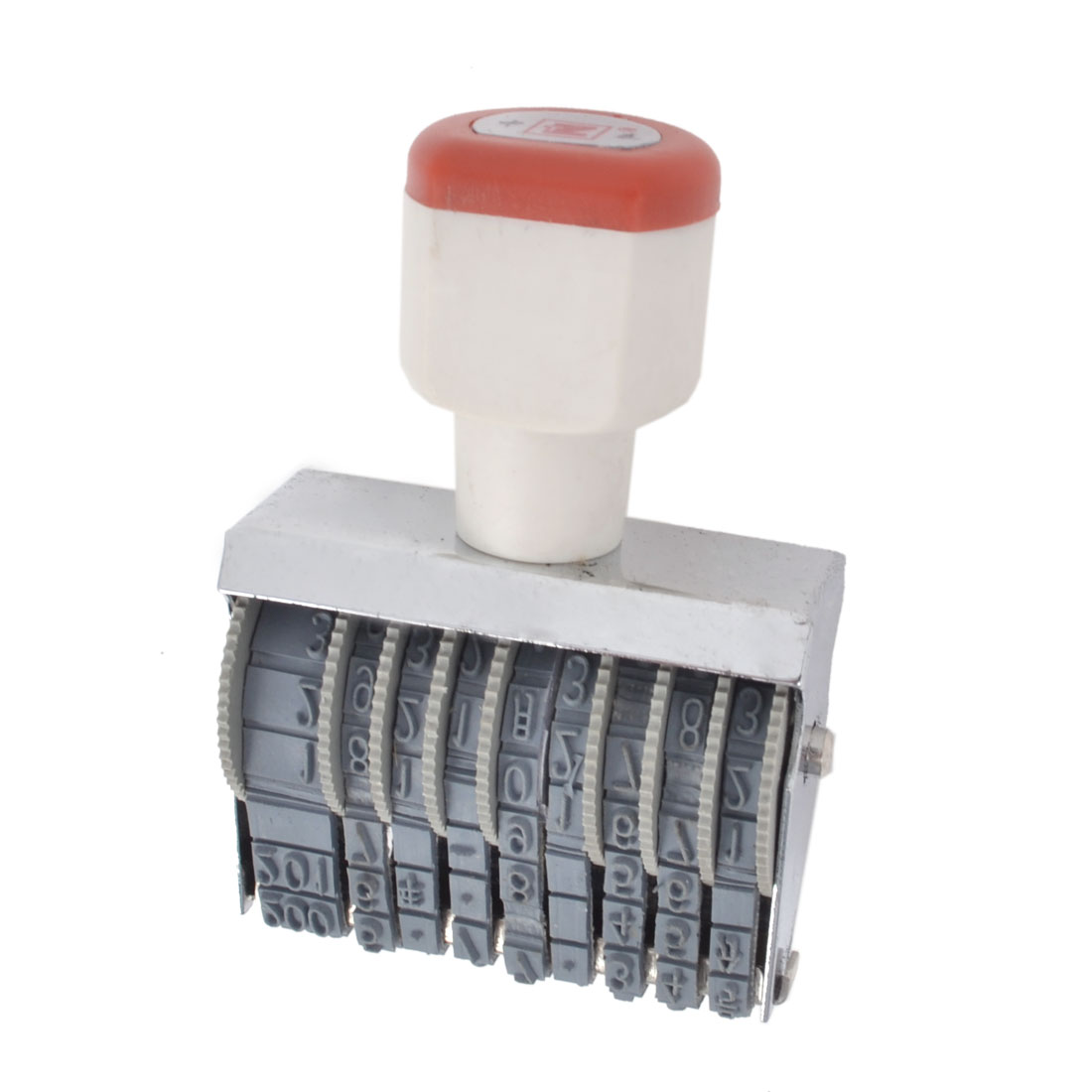 Price Unit Design 9 Digits Number Numbering Machine Roller Stamp Seal