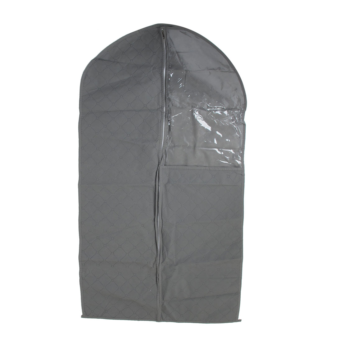 "Travel Zip Coat Suit Dress Garment Storage Dustproof Bag 43"" Length"