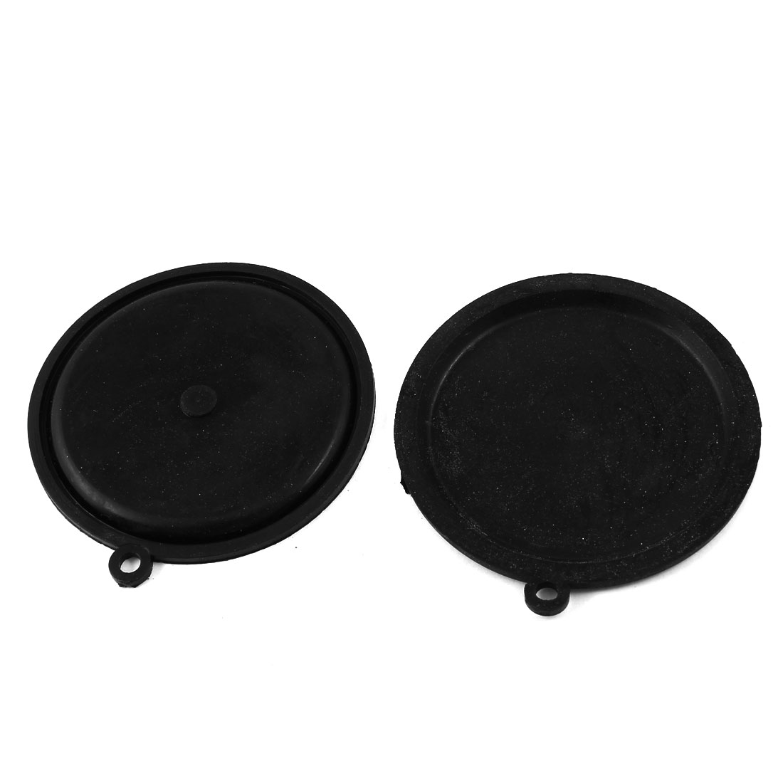 75mm Dia Flexible Water Heater Heating Diaphragms Washer Seal 2pcs