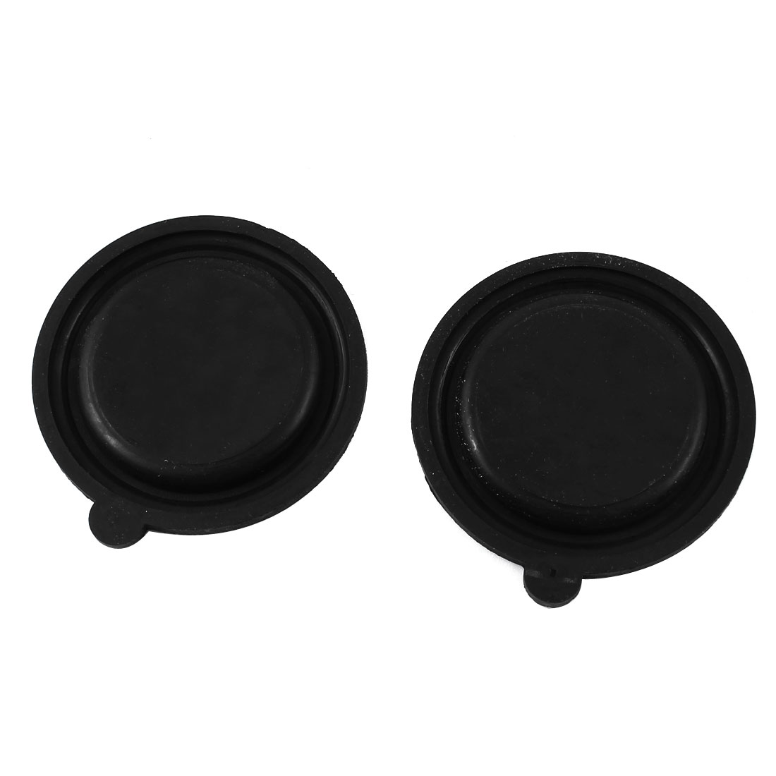 Water Heater Heating Rubber Diaphragms Seal Gasket 55mm Dia 2 Pcs