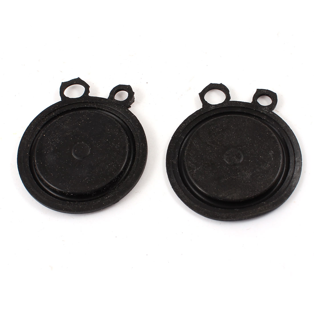 "2 Pcs 55mm 2.2"" Diameter Water Heater Diaphragms Seal Valve Gasket"