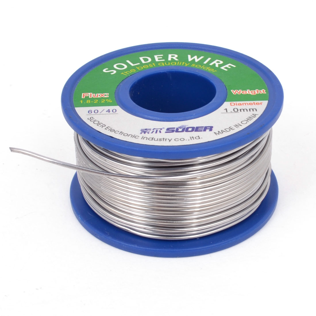 1.0mm Diameter 200g 60/40 Tin Lead Solder Soldering Wire Spool Reel