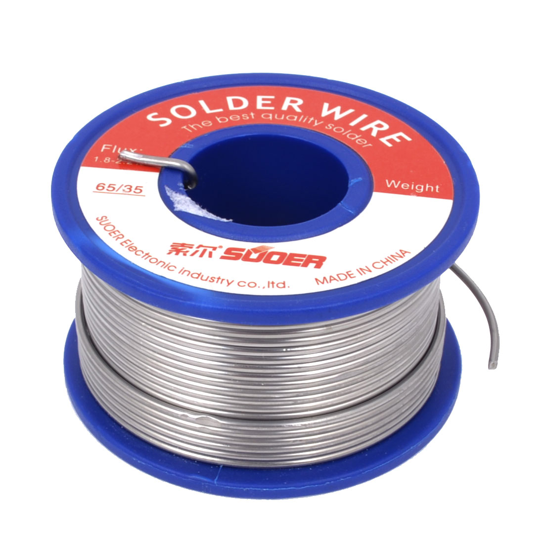 1.8-2.2% Flux 1.2mm Dia Tin Lead Solder Core Wire Soldering Rosin Reel