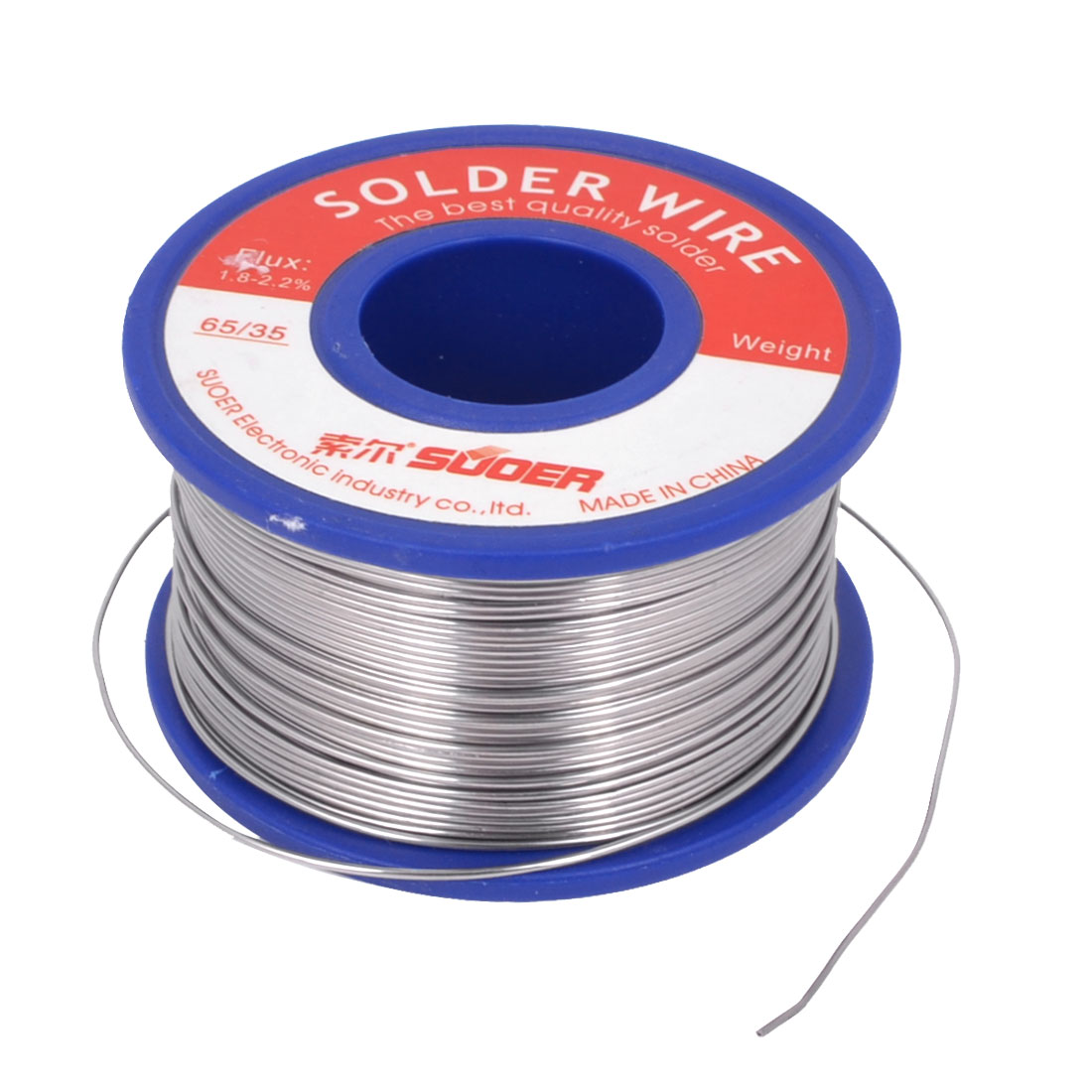 0.6mm 200g 65/35 1.8-2.2% Flux Tin Lead Roll Solder Wire Soldering Welding Reel