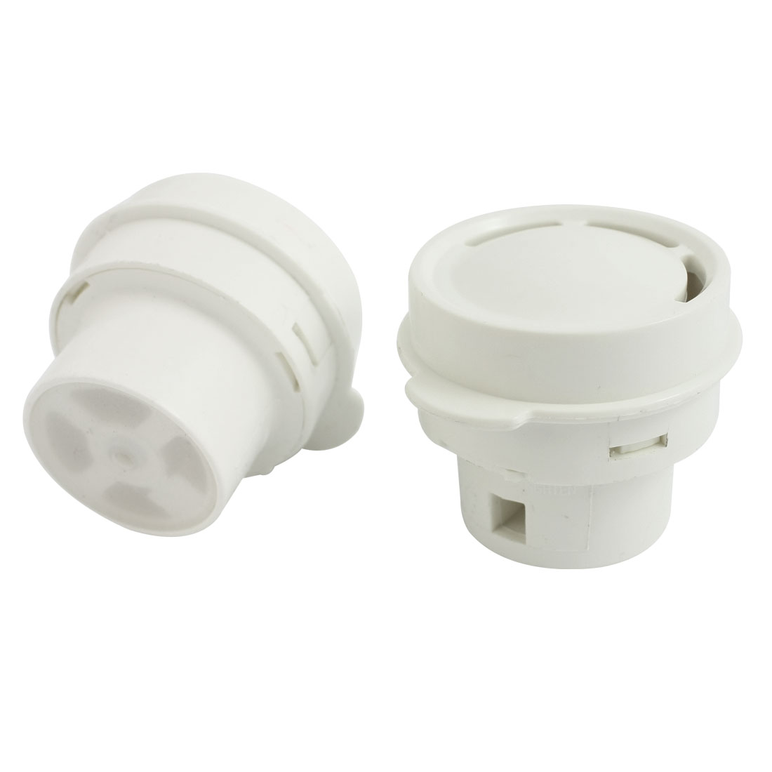 32mm Bottom Dia Electric Cooker Plastic Steam Release Valve Vent 2pcs
