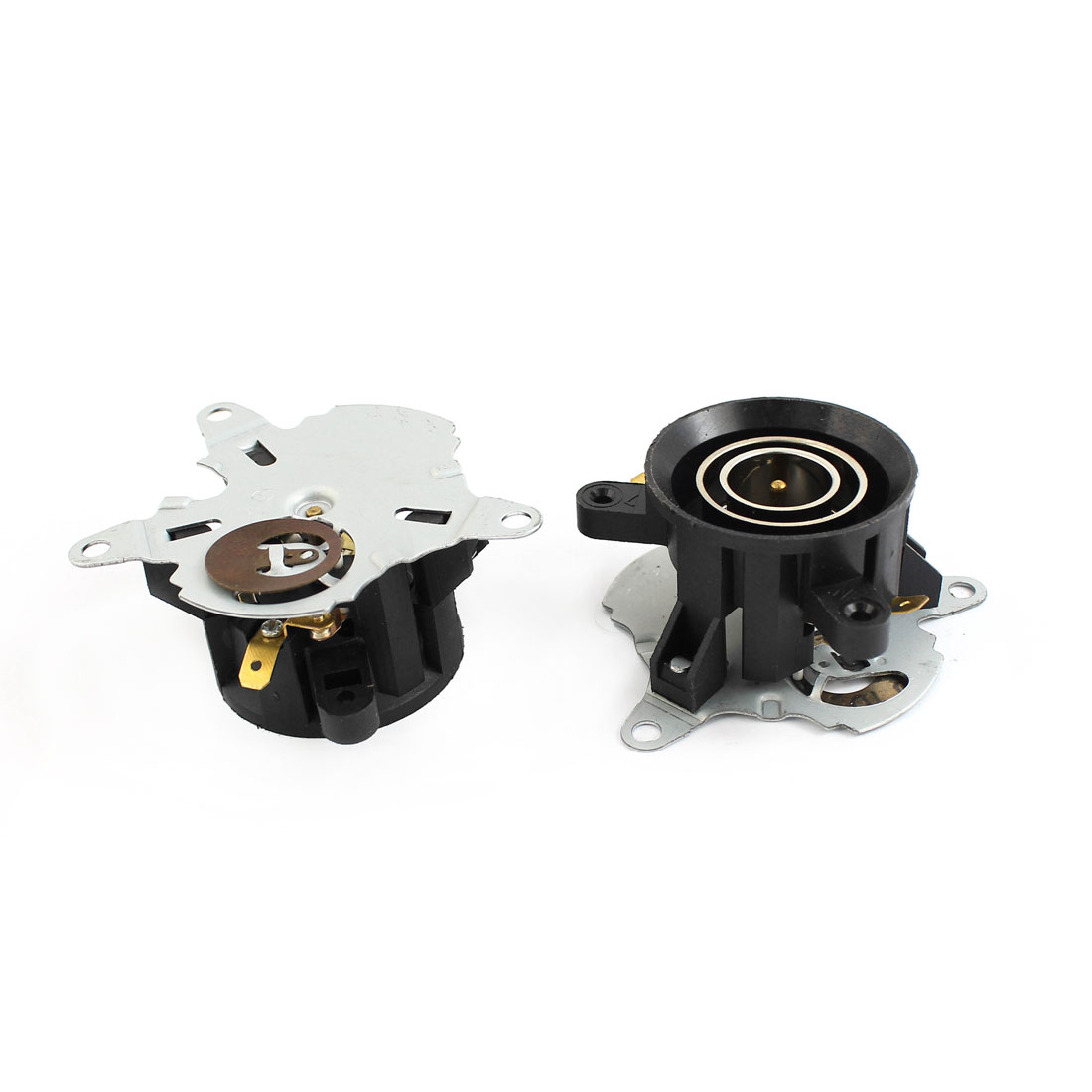 AC 110-250V 13A Normal Close 2 Terminal Temperature Control Electric Kettle Thermostat 2pcs
