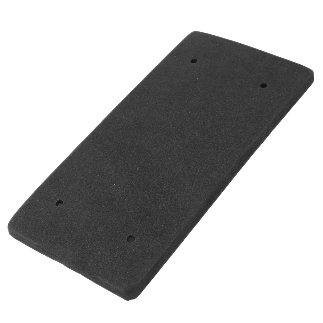 Black White Rectangle Shaped Foam Sander Back Pad Sanding Mat for Makita 9035