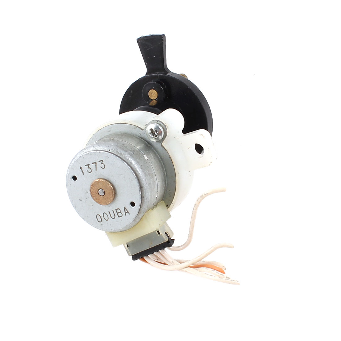 3mmx10mm Shaft 4500RPM Electric Reduction Stepper Motor 1:12 Ratio