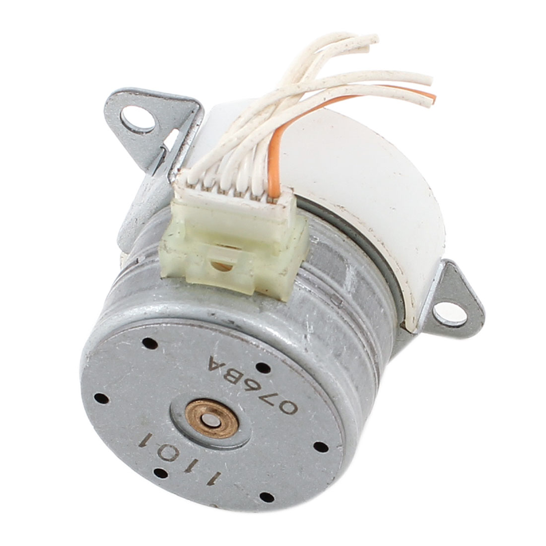 3mm Shaft 4500RPM Electric Reduction Stepper Stepping Motor 1:5 Ratio