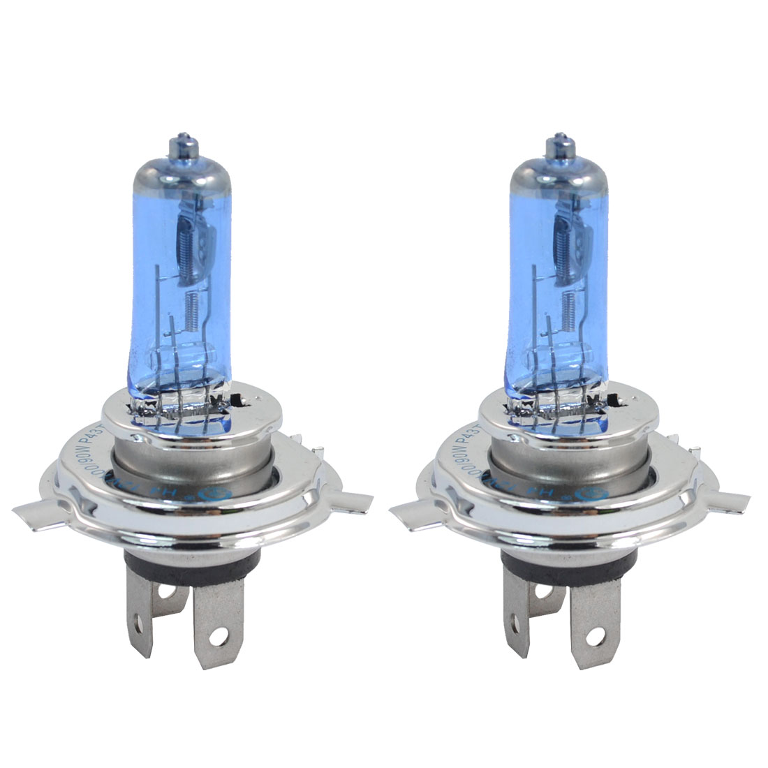Pair H4 12V 100W/90W HID Xenon DRL Fog Light Driving Lamp White for Auto Car