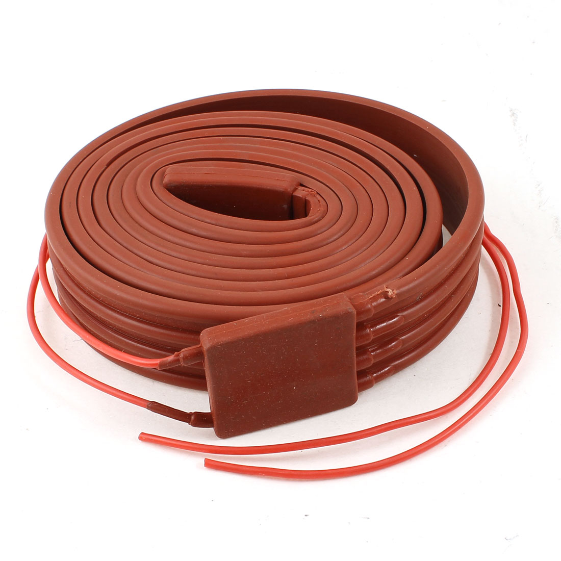 36V Volt Red Freezing Protection Silicone Waterproof Heater Strip 2M x30mm