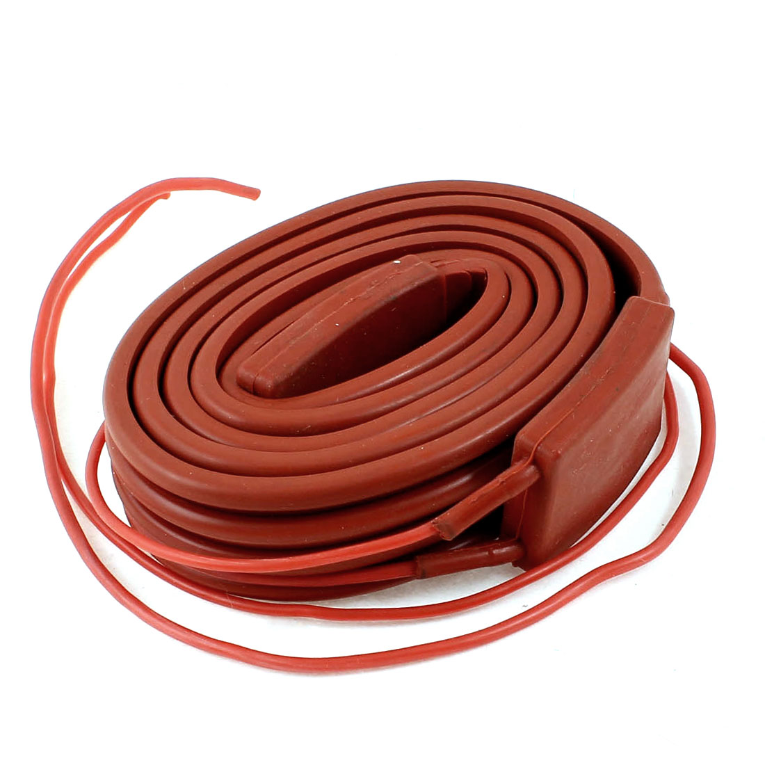 12V Freezing Protection Silicone Band Waterproof Heater Strip 1M x25mm