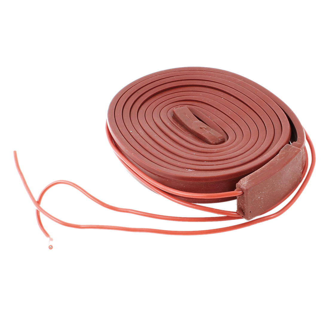 15mm Width 2M 6.6Ft Length Silicon Band Heater Strip waterproof 24V