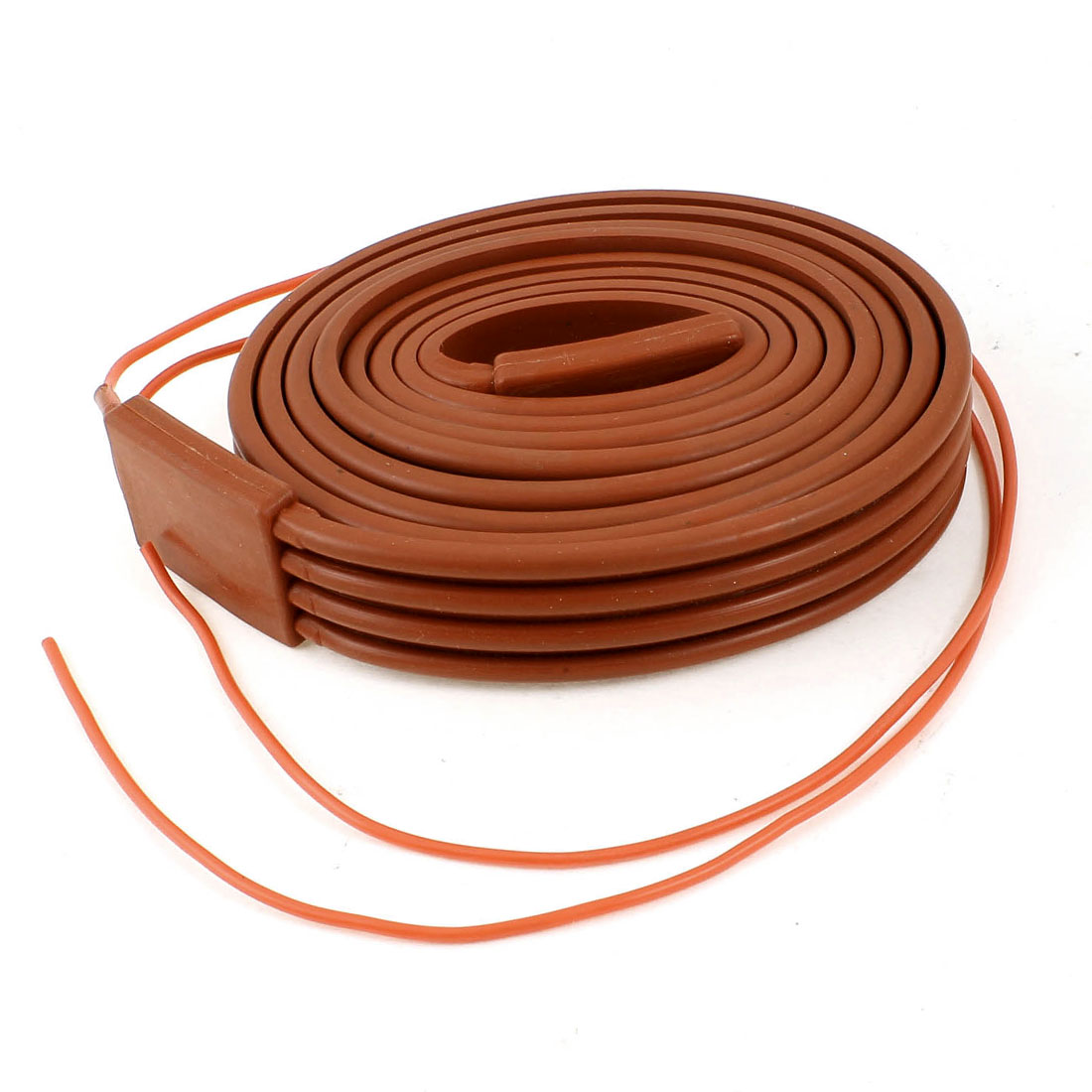 36V Freezing Protection Silicone Band Waterproof Heater Strip 2M x25mm