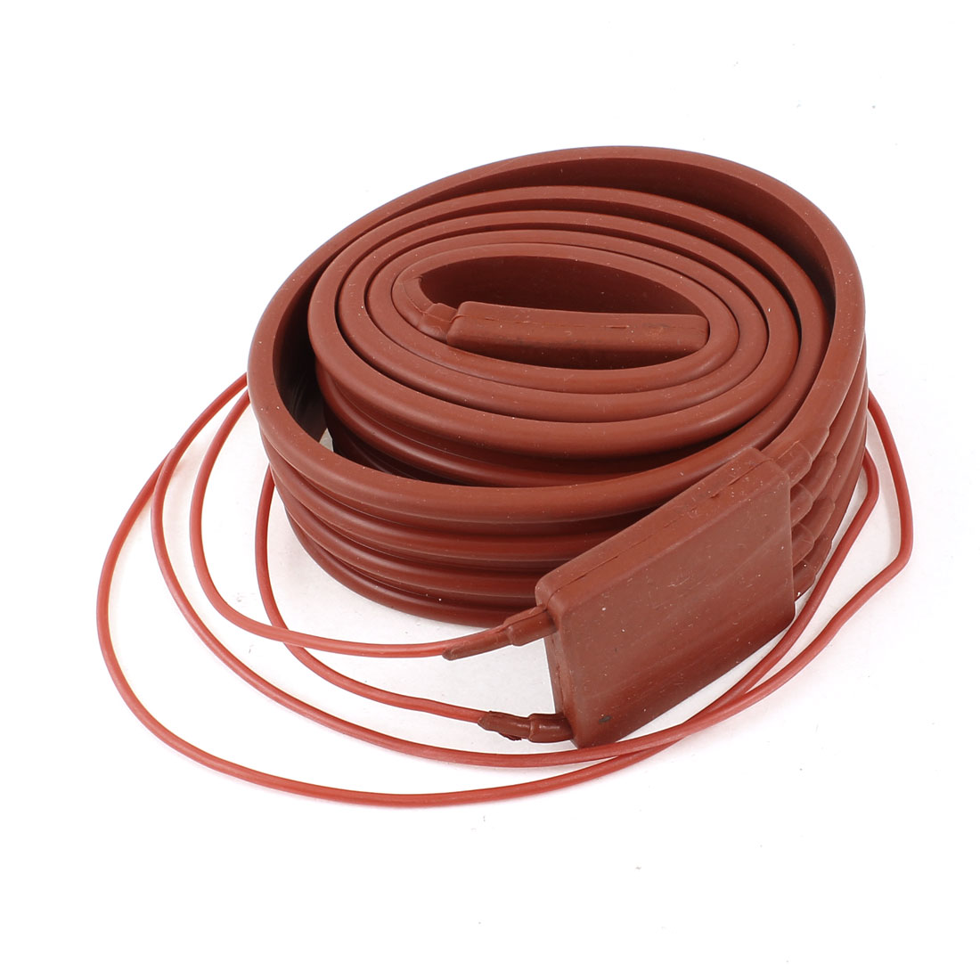 12V Freezing Protection Silicone Band Waterproof Heater Strip 1M x30mm