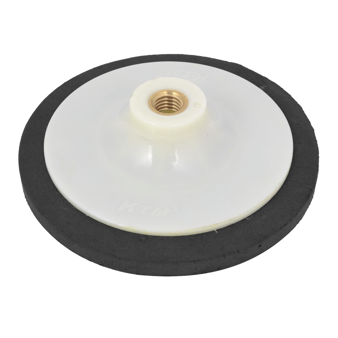 140mm x 40mm Round Polishing Waxing Wheel Bonnet White Black for Car Buffing