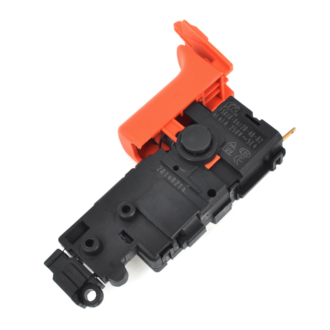 Electric Drill SPST Select Latching Trigger Switch AC 250V/4A