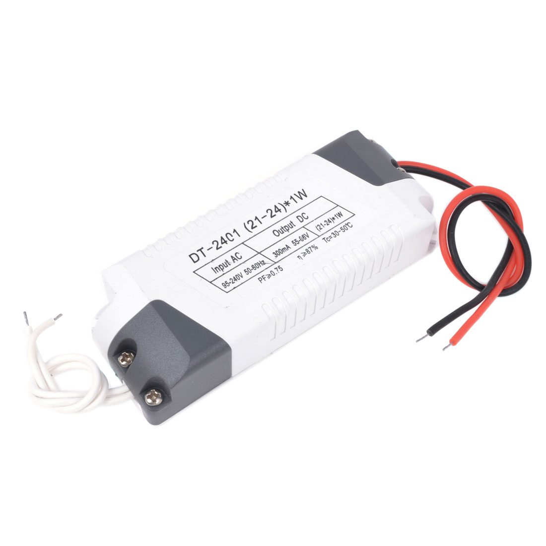 DC 55-66V (21-24)x1W LED Driver Circuit Transformer Power Supply
