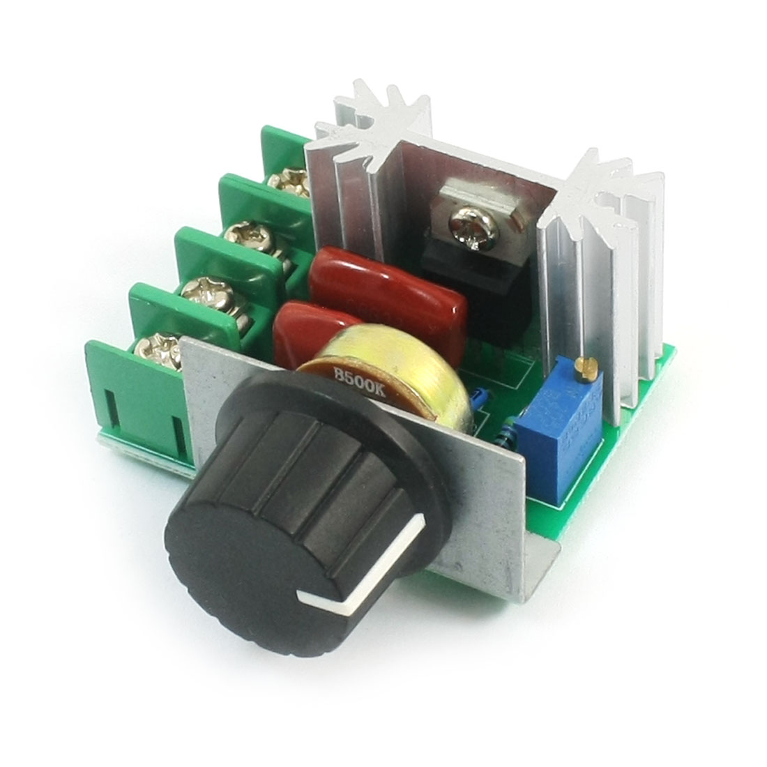 SCR Integrated Circuit Potentiometer Adjustable Voltage Regulator Speed Dimmer Controller Thermostat AC 220V 2000W