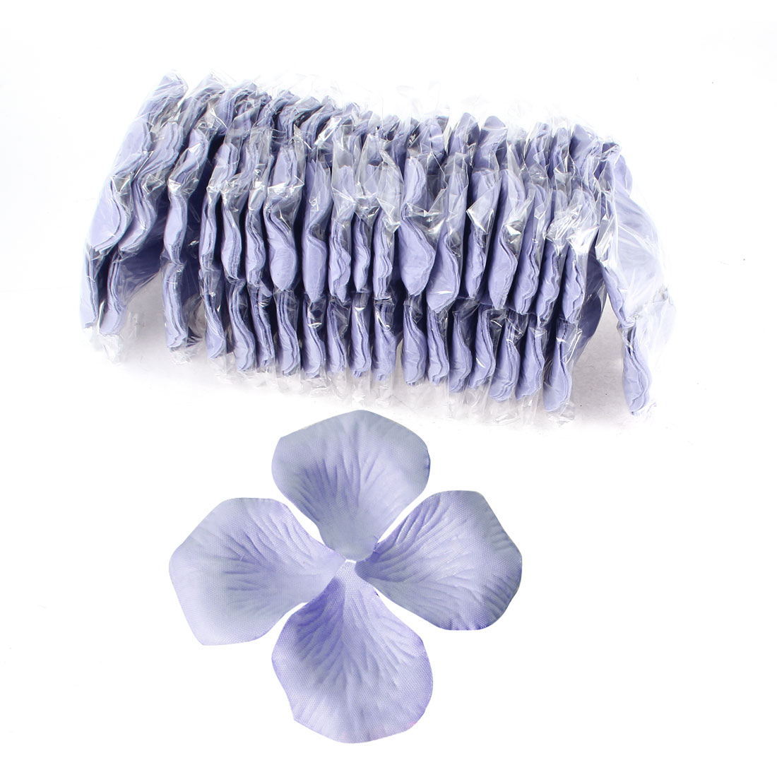 2000 Pcs Light Purple Artificial Silk Flower Rose Petals Wedding Bridal Party Decorations