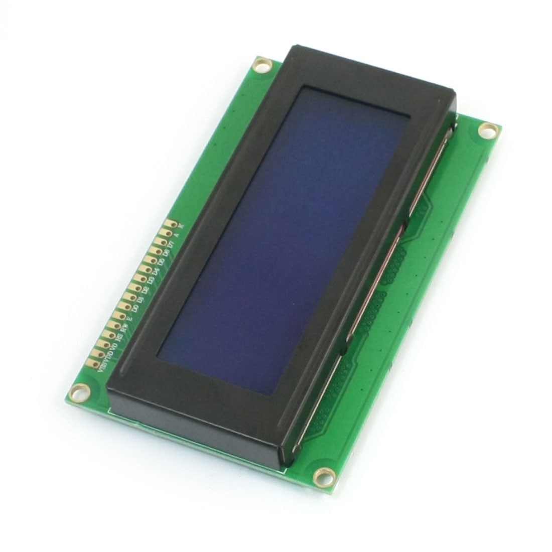 J204A 2004A 4.5V Voltage Blue Screen LCD Display Controller Module PCB Board 100mm x 60mm