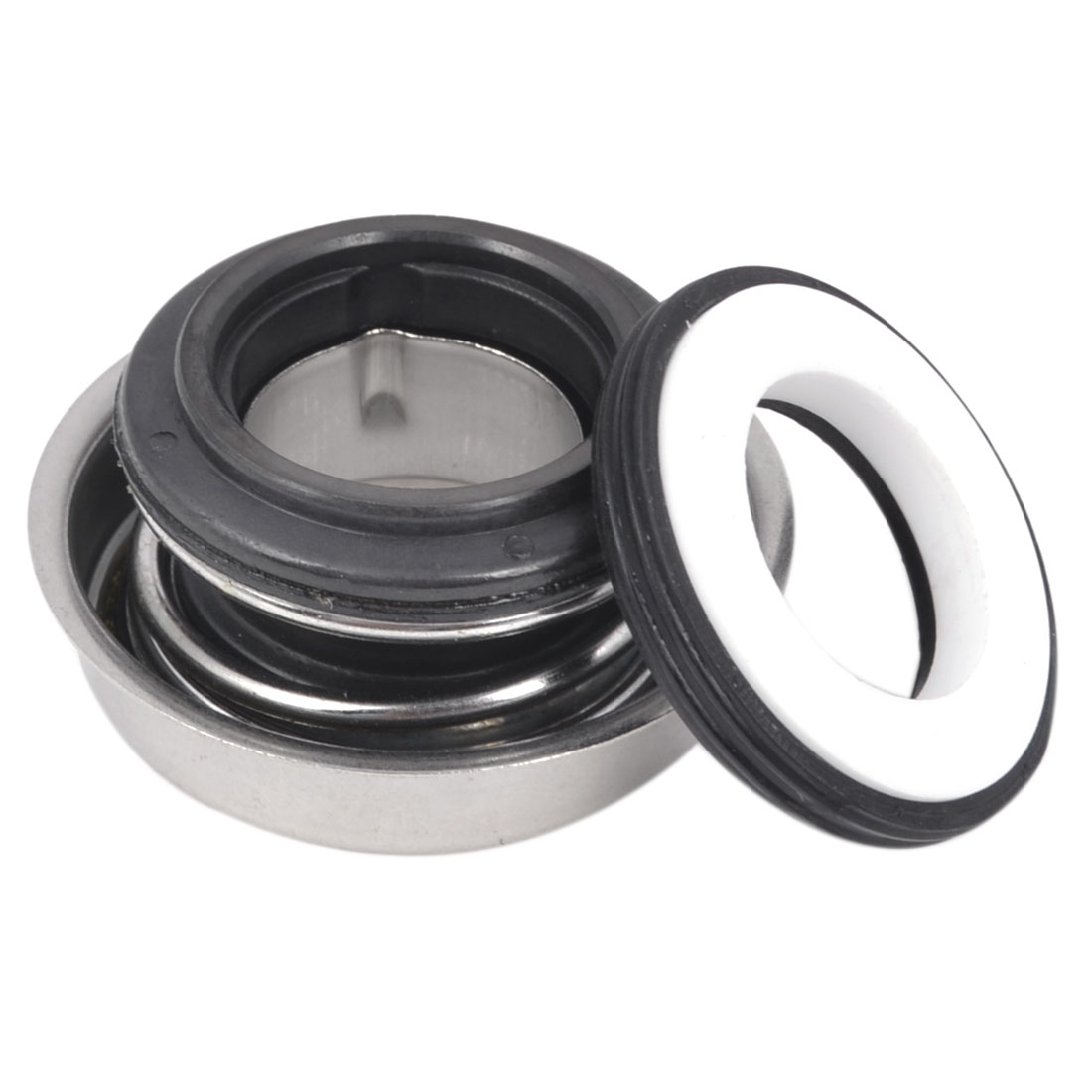 Home Water Pump 20mm Diameter Rubber Bellows Sealing Shaft Mechanical Seal