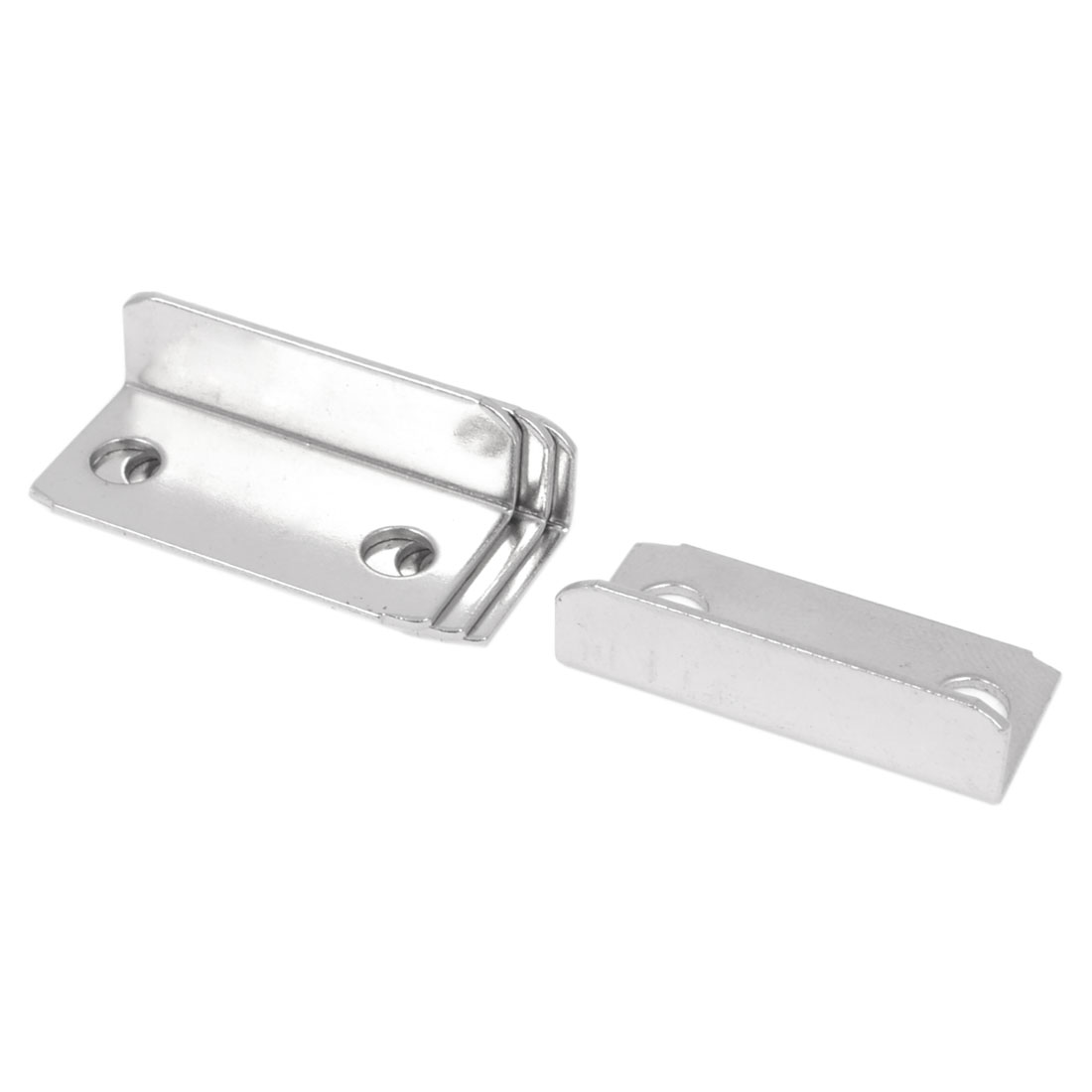 Home Window 29 x 14 x 9mm Aluminum Alloy Right Angle Corner Bracket 4pcs