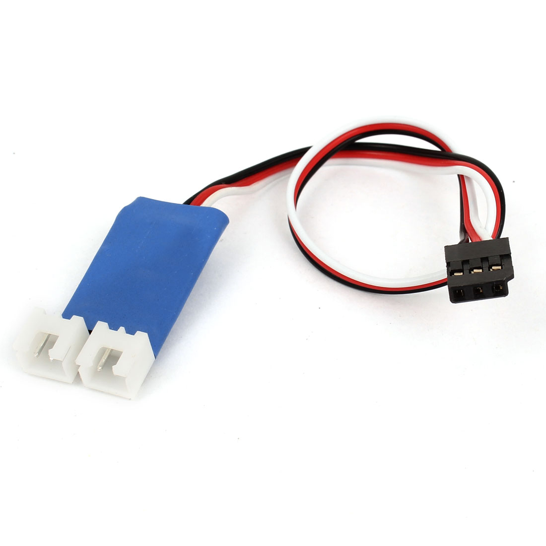 Mini Key Controller Circuit Board PCB Blue for Remote Control Car Lights
