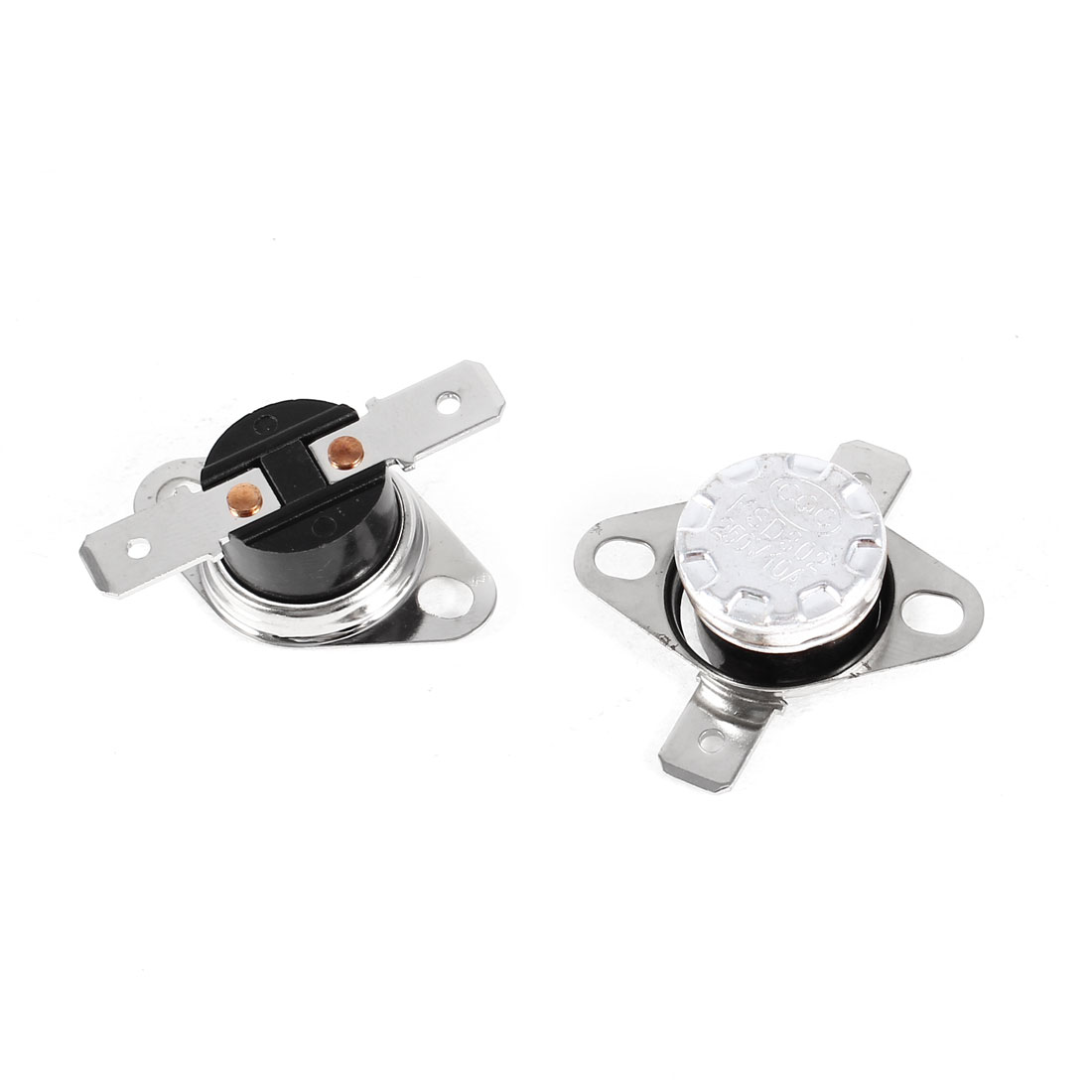 2 Pcs NC Normal Close Thermostat Temperature Controlled Switch KSD301 95C AC 250V/10A