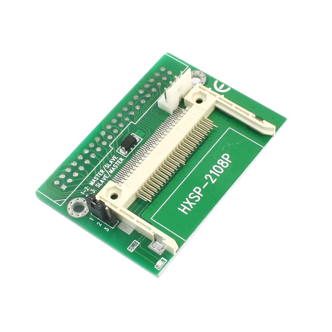 HXSP-2108P Compact Flash CF to 40-Pin 2.5 IDE Computer Electronic Female Hard Disk Drive Adapter Converter