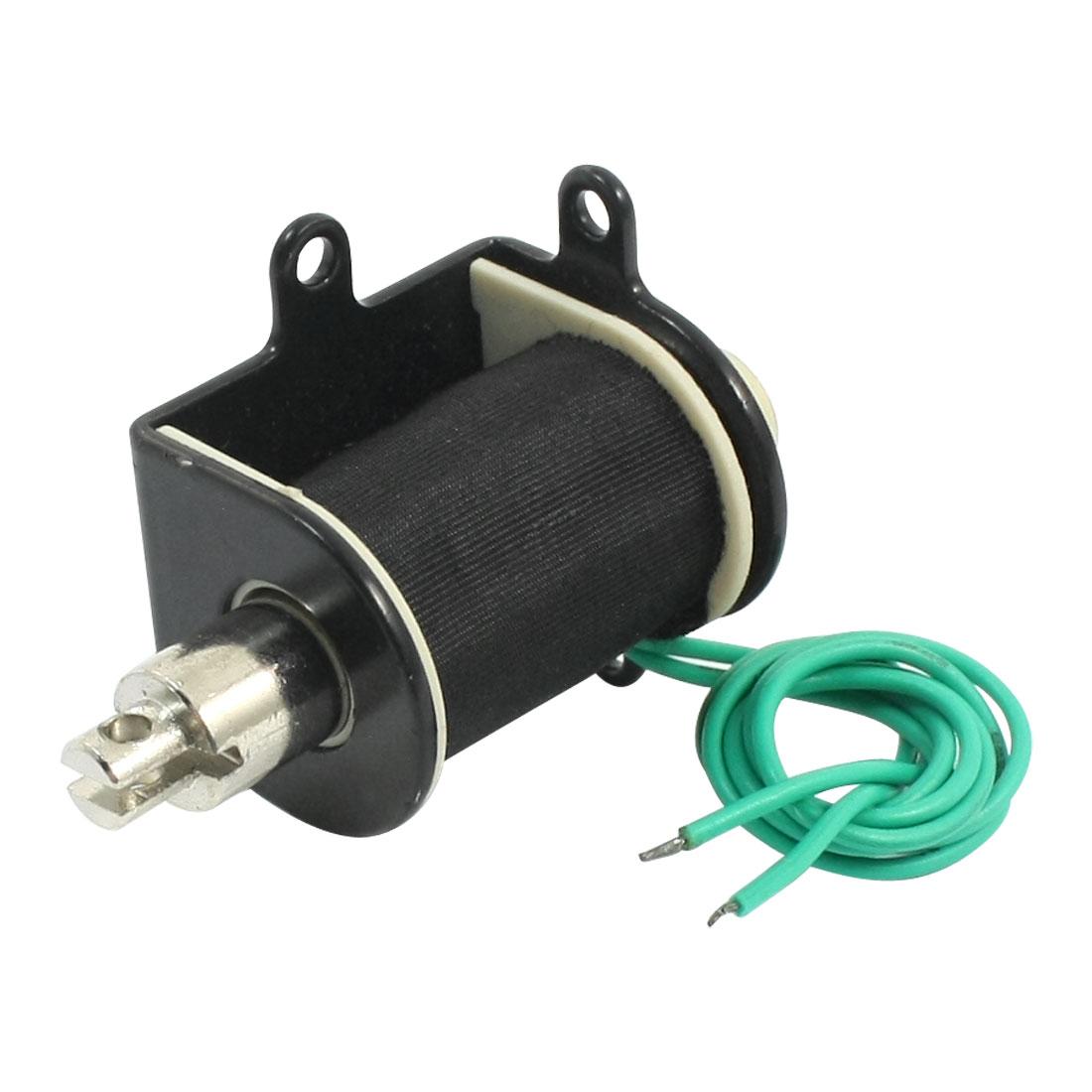 Pull Type Solenoid Electromagnet 110V 12.1W 10mm Stroke 150g Force