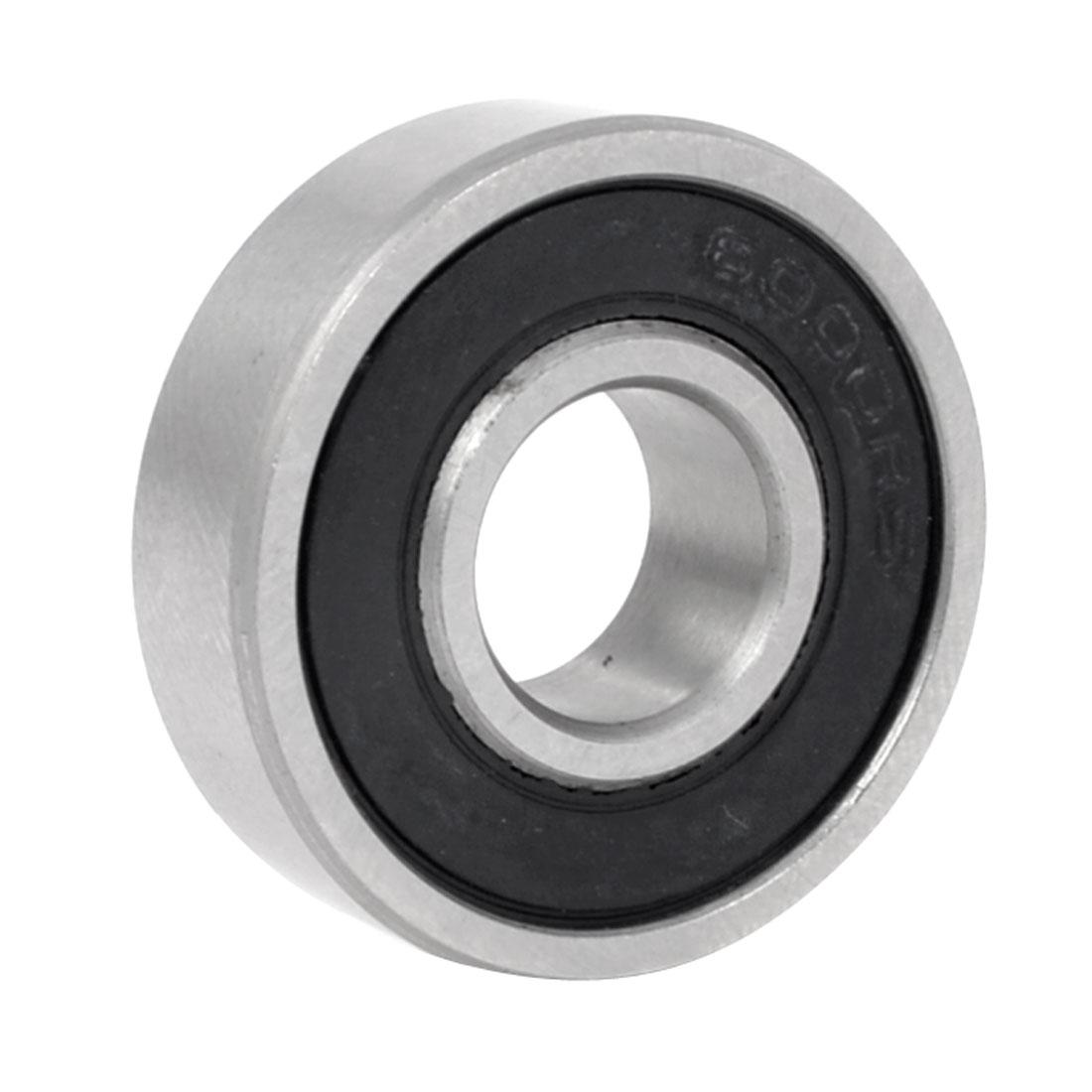 10mm x 26mm x 8mm Skating Deep Groove Ball Wheel Bearing
