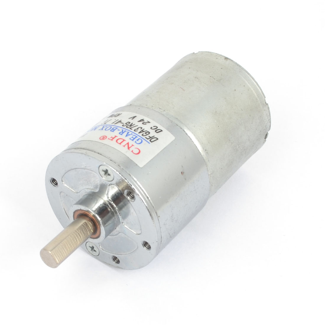 Electric Replacement DC 24V 100RPM Output Speed Generator Torque Motor