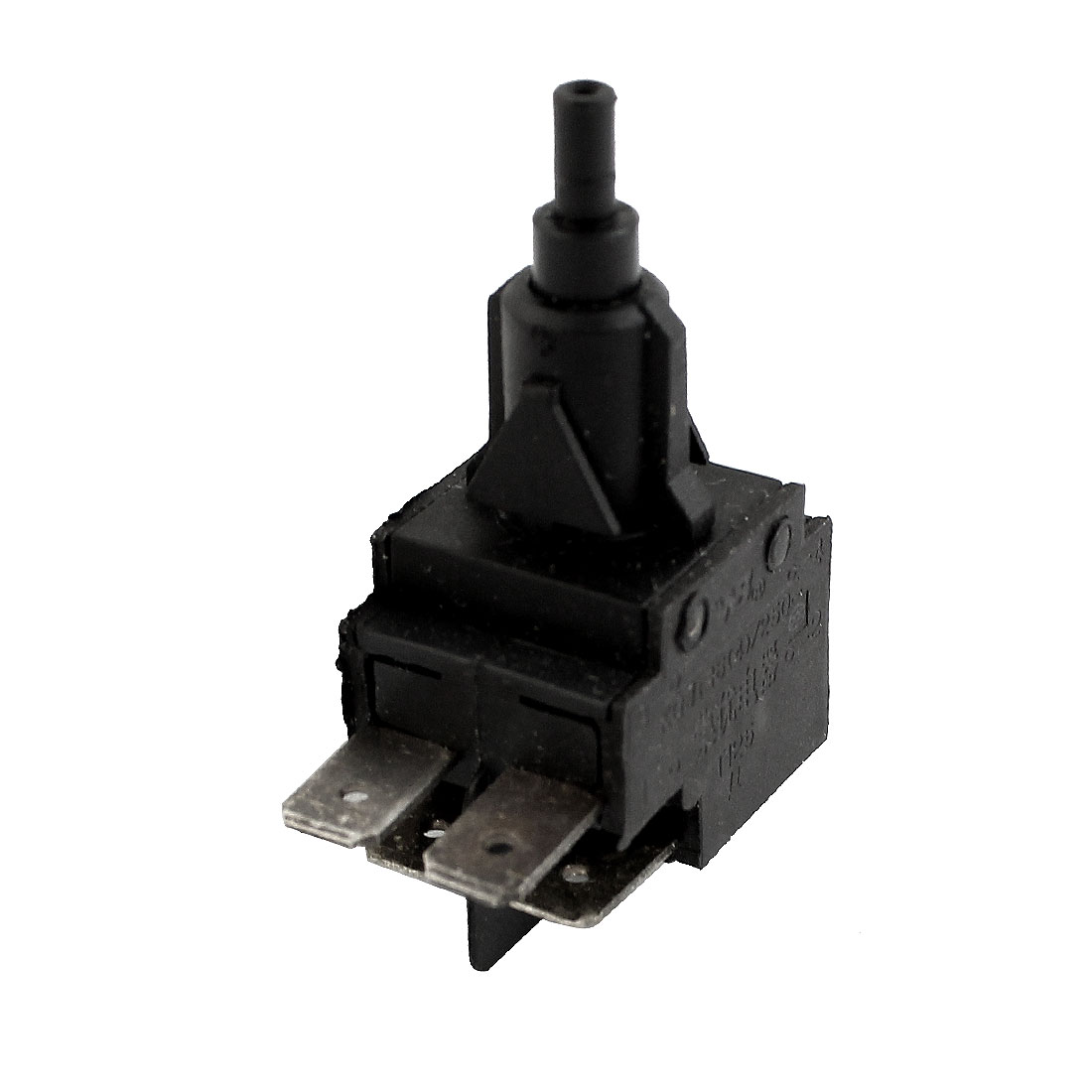 Replacement AC 250V 4A 4 Pin NO NC Momentary Power Switch for Washer Washing Machine