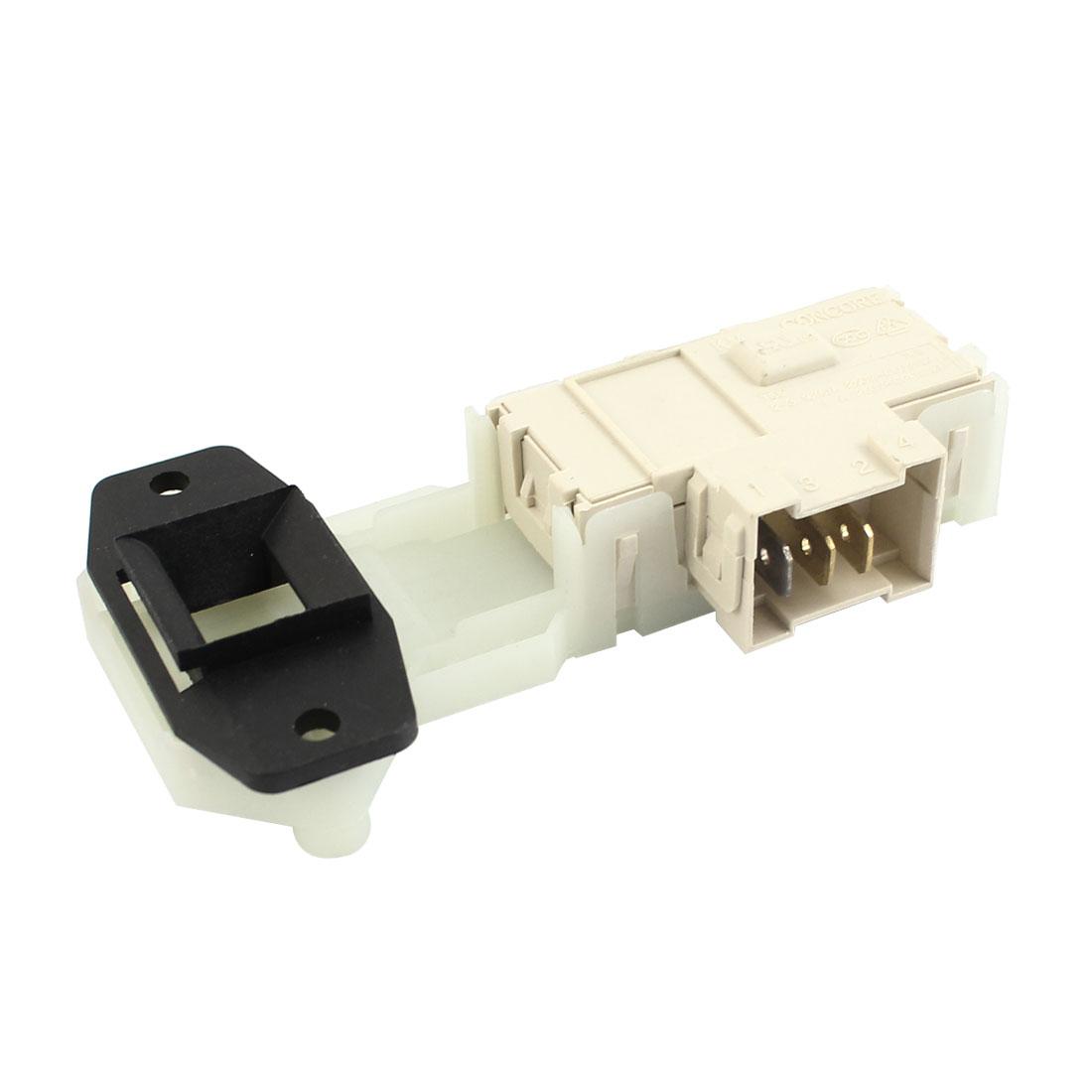 Washing Machine Washer Door Locking Lock Interlock Black for LG Little Swan
