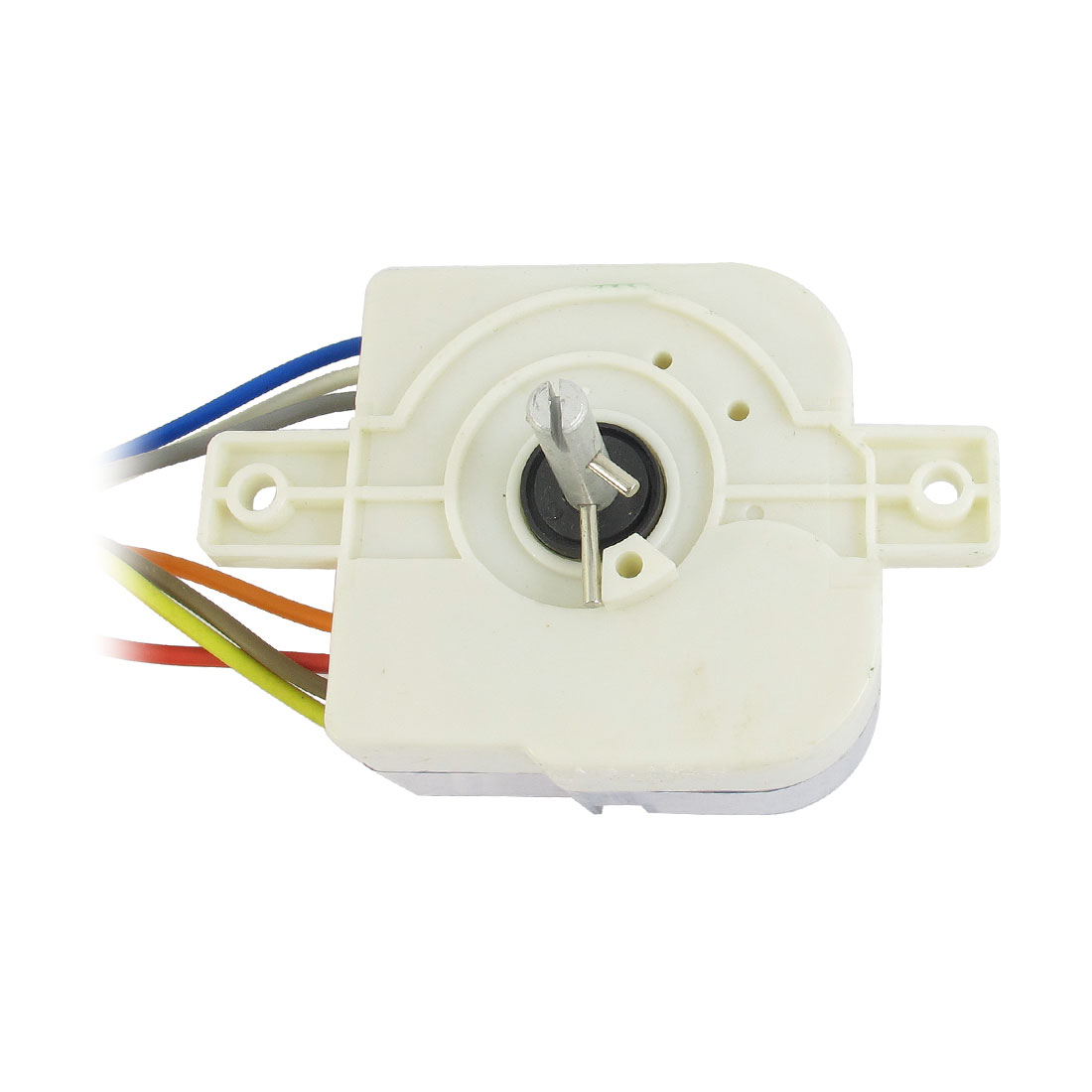 DXT15 AC 220V 3A 7 Wires 45 Degree Rotary Shaft Washing Machine Washer Timer