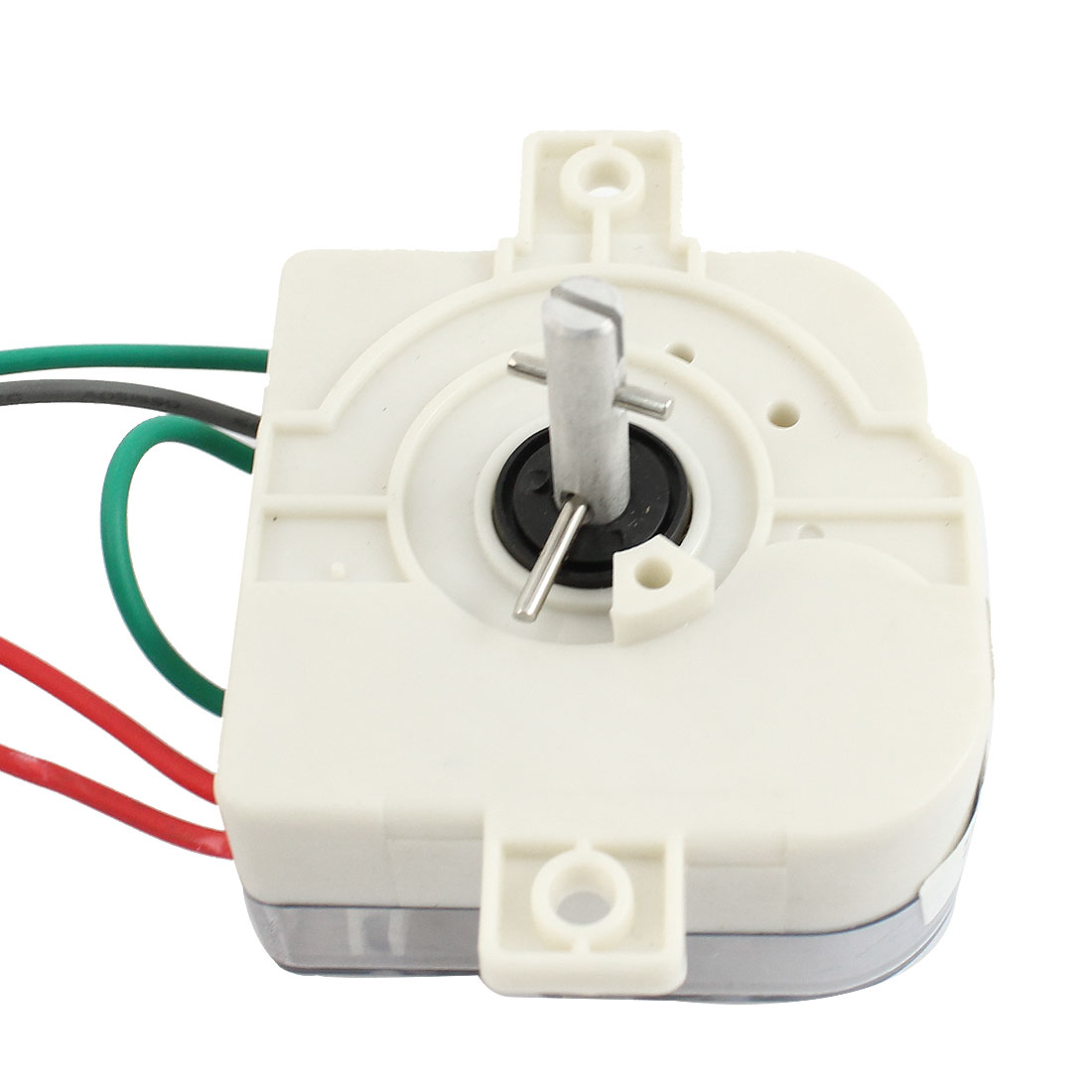DXT15SF-G AC 220V 3A 3 Wires Single Shaft Washing Machine Washer Timer White