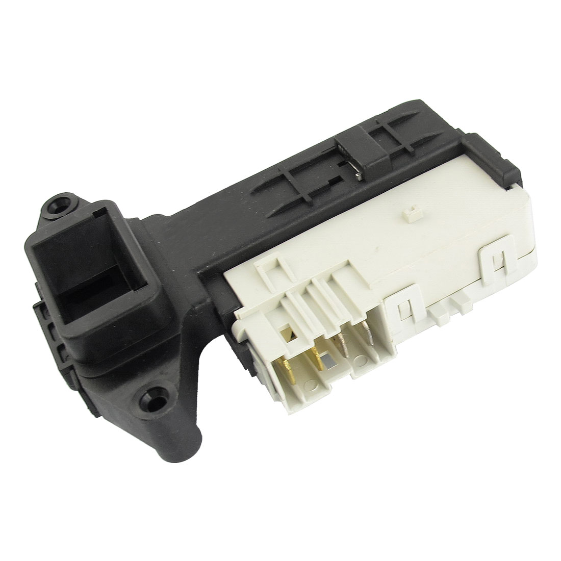 Black White Plastic Washer Door Lock Interlock Switch for LG Washing Machine