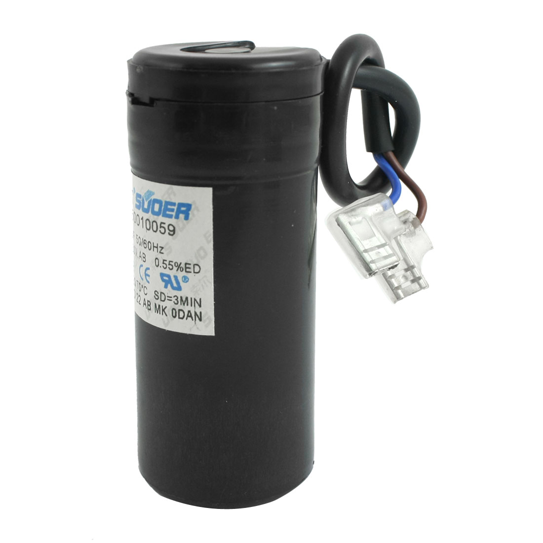 80uF 0.55% Tolerance Air-conditioner Compressor Motor Start Capacitor AC 330V