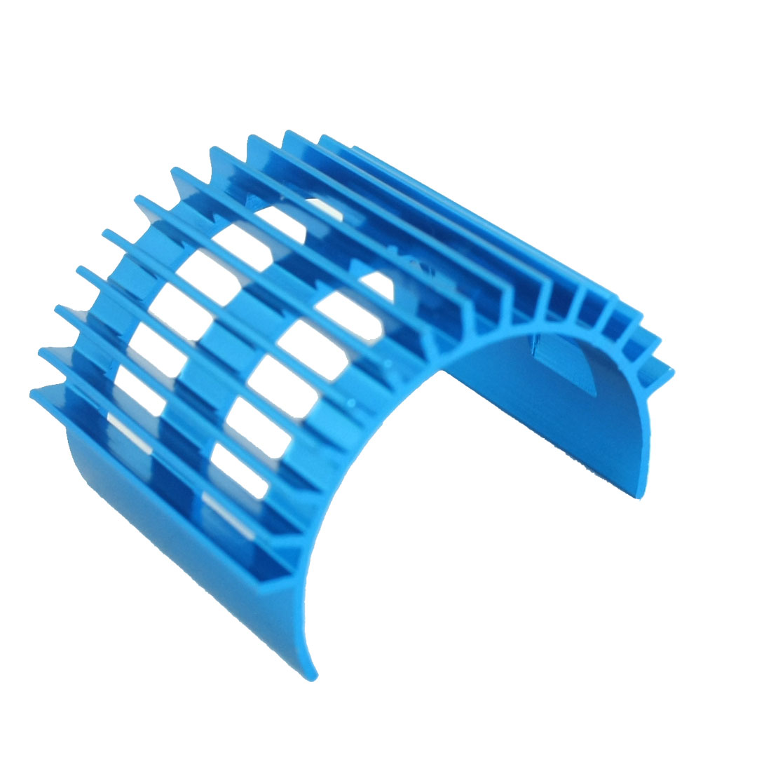 RC Model Motor 15-Fin Blue Aluminum Heatsink Heat Diffuse Dissipation Cooling Fin Cooler 28mm