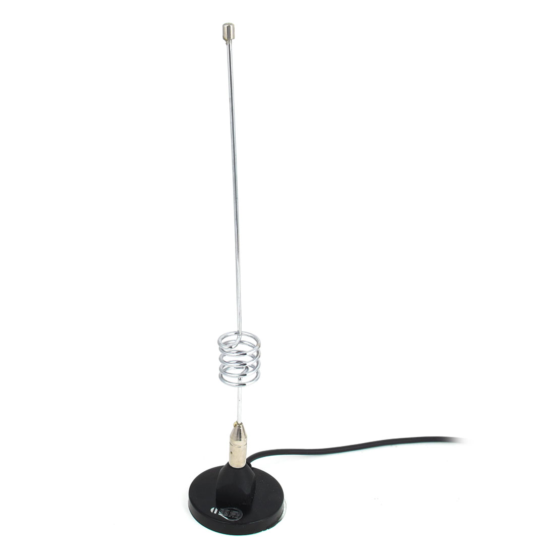 Metal Adjustable Double Pole Auto Car Radio FM AM Assist Antenna 30cm Long