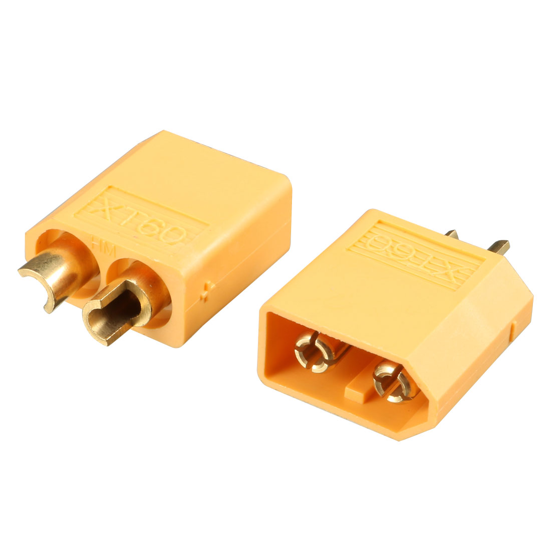 Pair Spare Parts Male Female XT60 XT-60 Connector for RC Battery