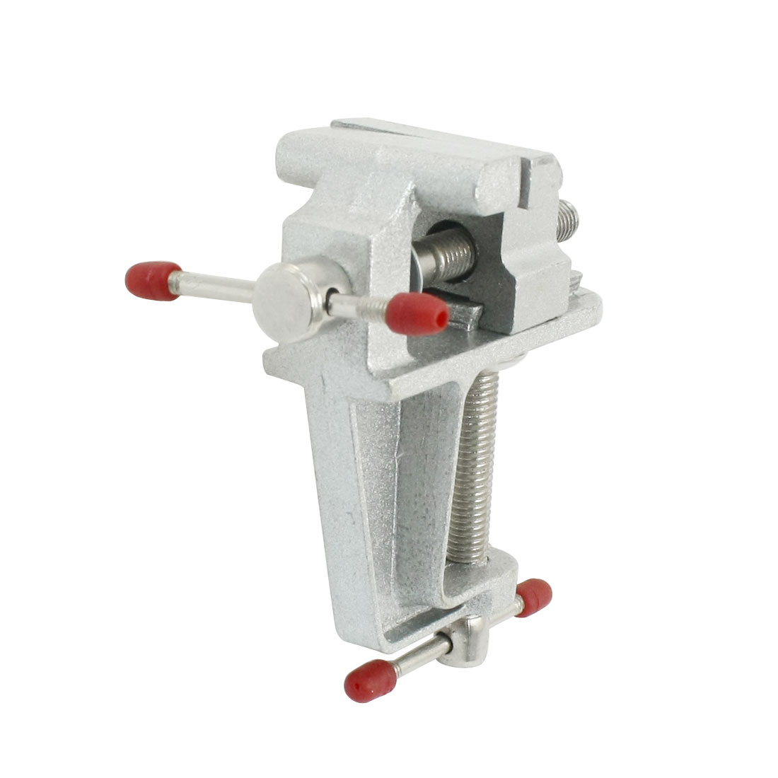35mm Mini Table Vice Aluminium Alloy Screw Bench Vise for DIY Jewelries