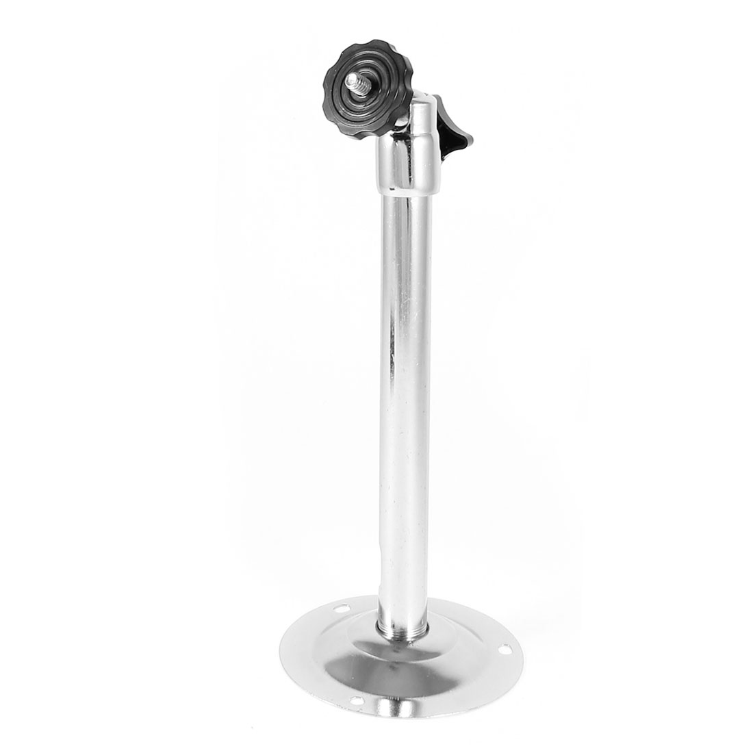 Outdoor CCTV Security Camera Aluminum Round Base Mount Bracket Stand 23.5cm