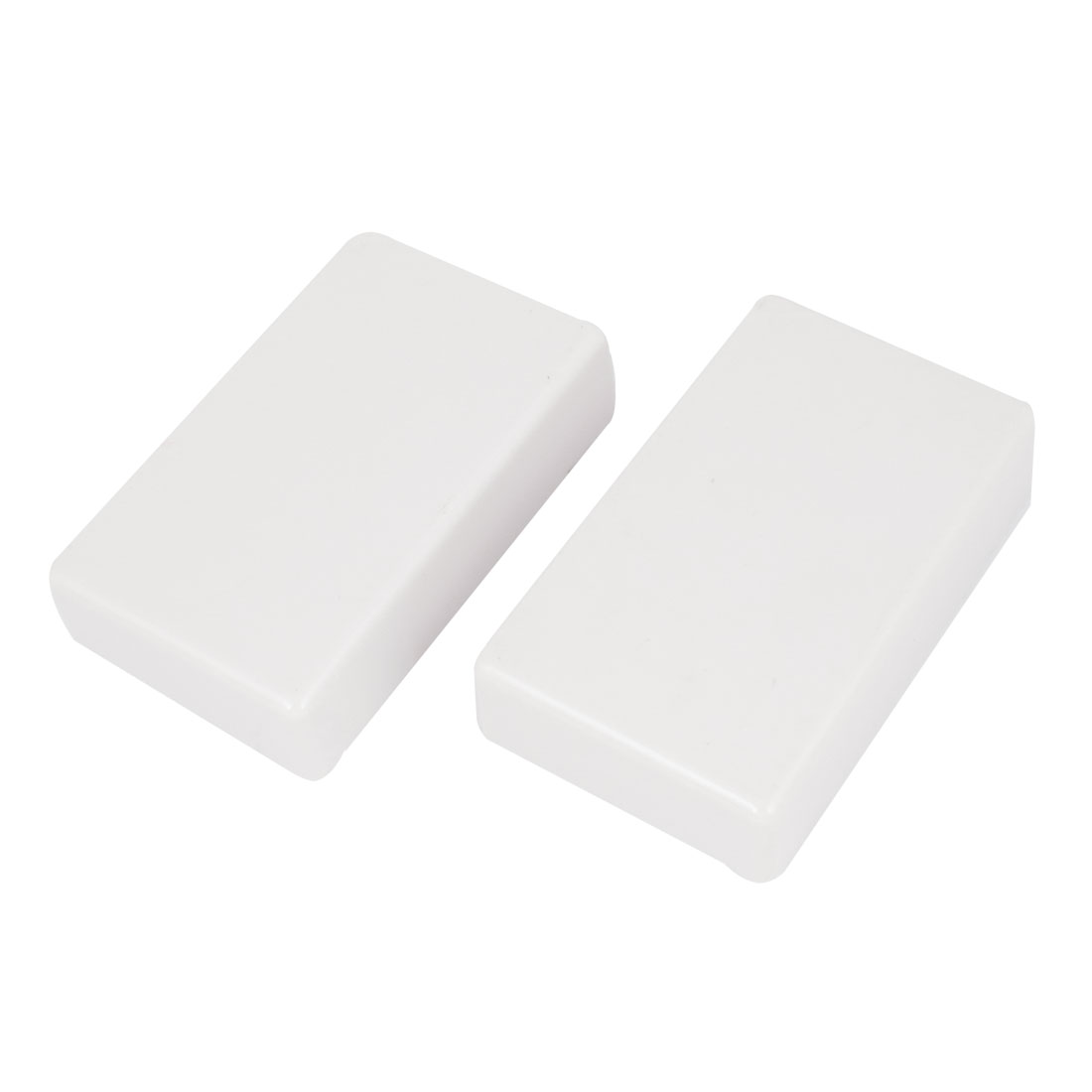 2 Pcs Sealed Plastic Enclosure Electronic Switch Junction Box Case 100 x 59 x 26mm