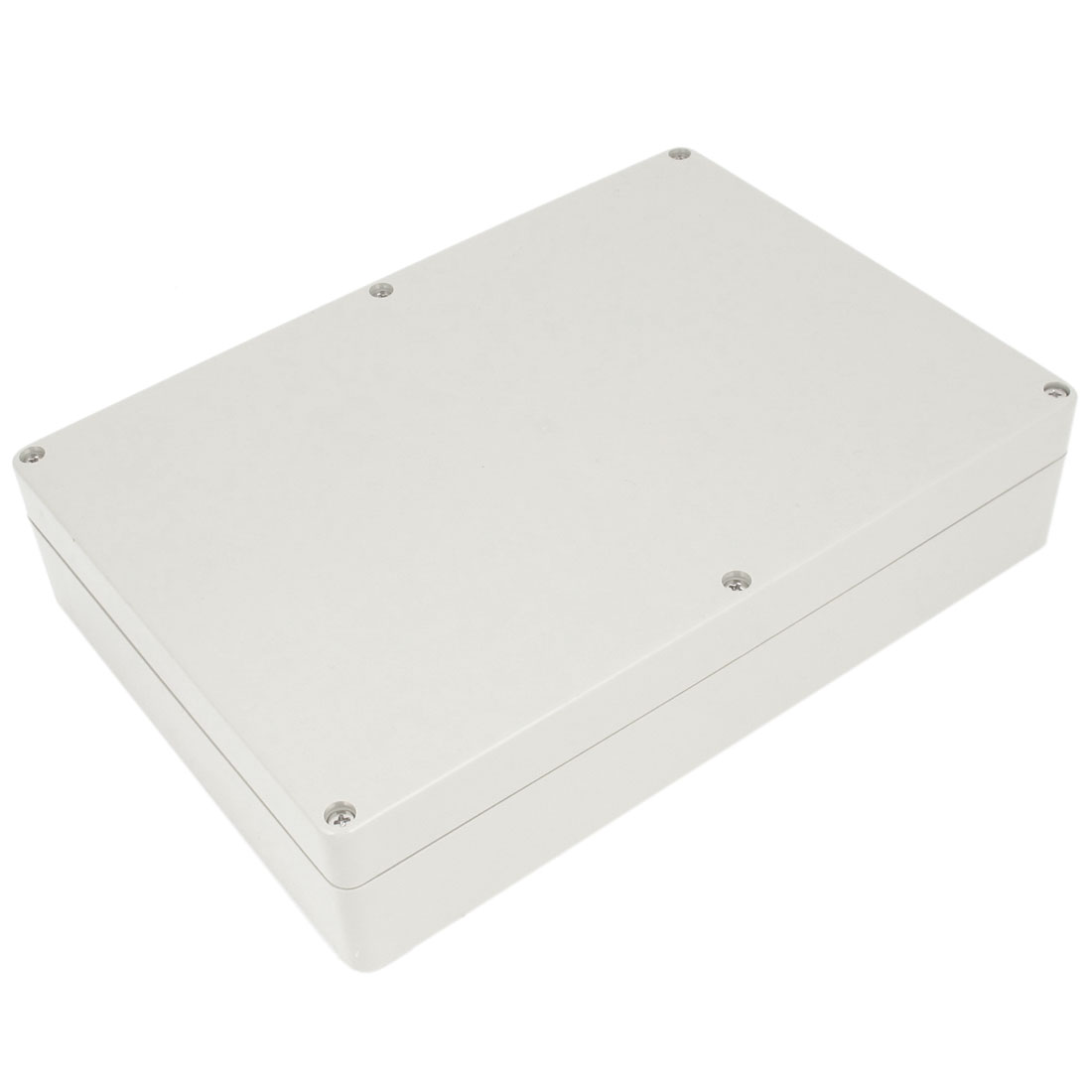 Plastic Mounted Power Protective Case Junction Box 264 x 185 x 59mm