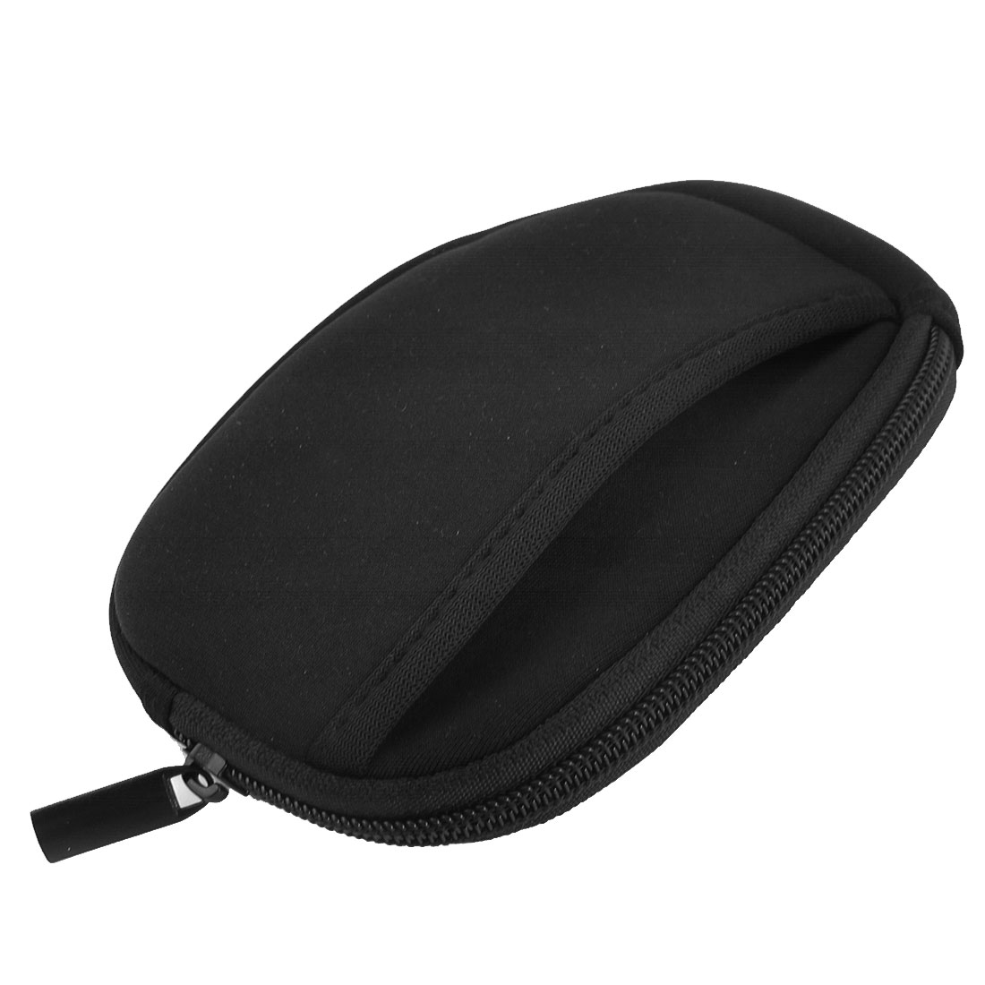 Zip-up Neoprene Sleeve Bag Carry Case Hard Drive Disk HDD Pouch Black