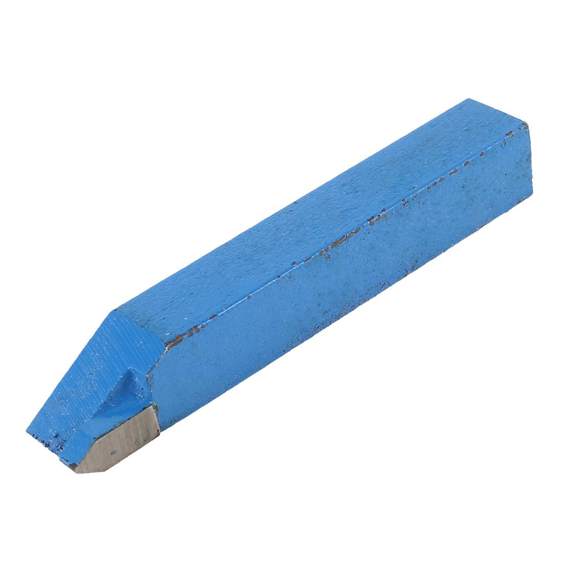 10mm x 5mm Cutting Cutter External Turning Tool Holder Blue